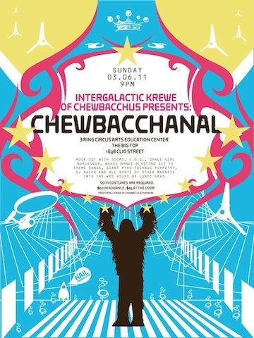 chewbacchanal
