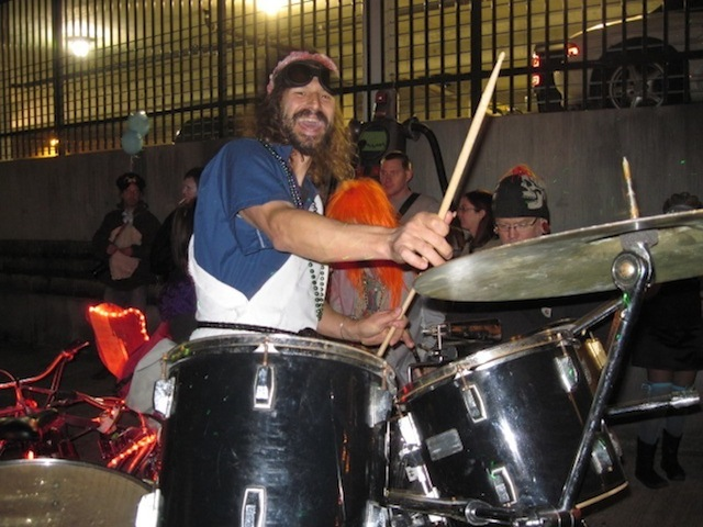 drum-chariot