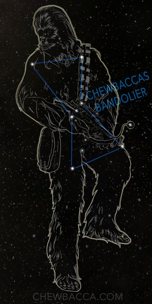 chewie constellation