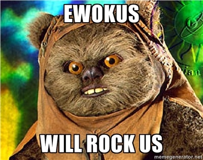 2015 Chewbacchus Kids Membership (13 and Under)