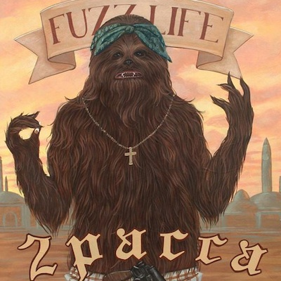 Lifetime Membership in the Krewe of Chewbacchus