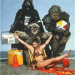 Star Wars Beach Party