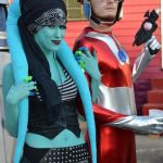 Twilek and Ultraman
