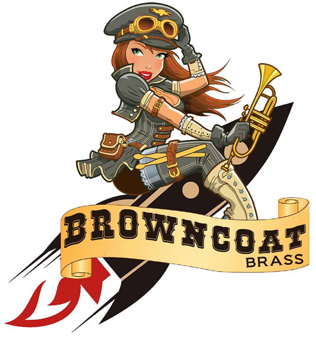 Browncoat Brass