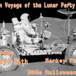 Lunar Party Rover