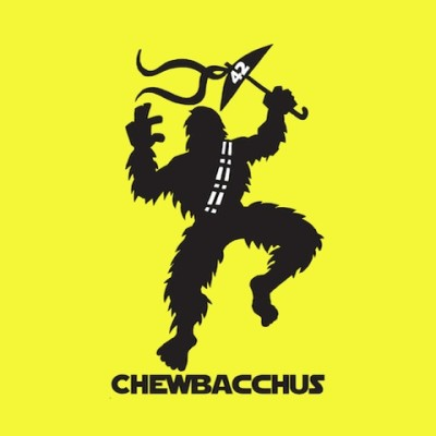 Chewbacchus Second Line Handkerchief