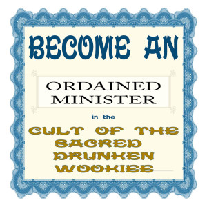 Become a Minister