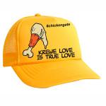 yellow trucker chickengate