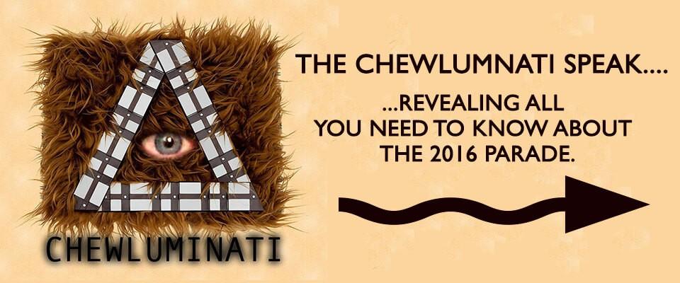 The Chewluminati Speak....